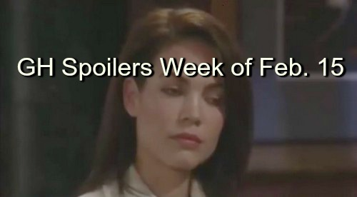 General Hospital (GH) Spoilers: Week of February 15 - Blood, Sweat and Tears as Sonny's Life Changes - Liz Rats Out Hayden
