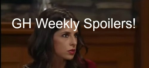 General Hospital (GH) Spoilers: Dante Catches Lulu with Johnny – Sabrina Flees with Carlos – Sam Hurt to Find Liz with Jason