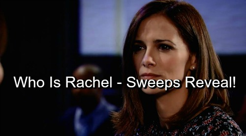 General Hospital Spoilers: Who is Rachel, Sweeps Reveal Hayden's Identity – Is Michael Easton's New Char Part of Her Past?