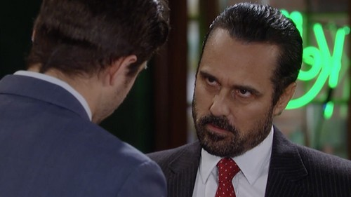 General Hospital Spoilers: Bad News For Sonny - Judge Walters Awards Custody of Avery to Michael?