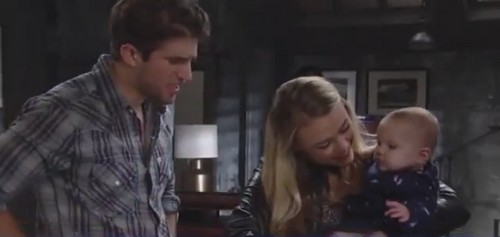 General Hospital Spoilers: Kiki and Morgan Find Baby Avery at Home - Liz and Jake Romance - Olivia Goes Into Labor