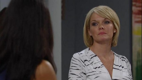 General Hospital Spoilers: Ava Vulnerable in Hospital - Will Sabrina Seek Revenge By Hurting Her Unborn Corinthos Baby?