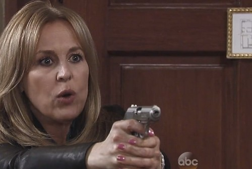 General Hospital Spoilers: Laura Spencer Returns - Scotty Threatens Sonny - Valerie Causes Concern and Jealousy