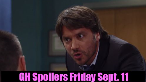 General Hospital (GH) Spoilers: Sonny's Life Hangs by a Thread - Michael Steps Up - Julian Locked Up - Liz Betrays Jake