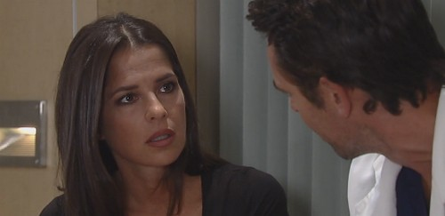 General Hospital Spoilers: Jake Admits Secret to Liz - Hayden Scared Silent - Carly Accuses Morgan of Murder