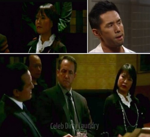 General Hospital (GH) Spoilers: Brad Cooper Really Ms Wu's Son - Triad Mob Princess Involved in Sonny Takedown?