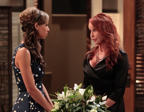 General Hospital (GH) Spoilers: Madeline Confesses - Bobbie Notices Valerie Pregnant - Sonny and Carly Wedding Week