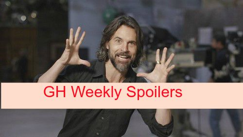 General Hospital (GH) Spoilers: Surprise Visitor - Sam and Jake Kiss After Wedding Vows - Is Carlos The Shooter?