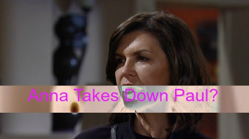 General Hospital (GH) Spoilers: Paul Pins Sloane's Murder on Anna - Battle Between The Two Turns Deadly