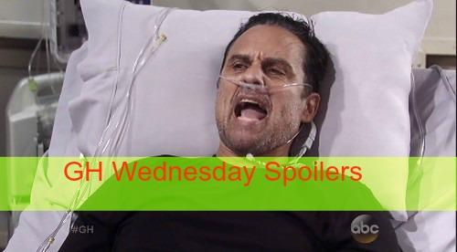 General Hospital (GH) Spoilers: Sonny Freaks - Liz Panics - Hayden Hears Secrets - Baby Avery in Crisis