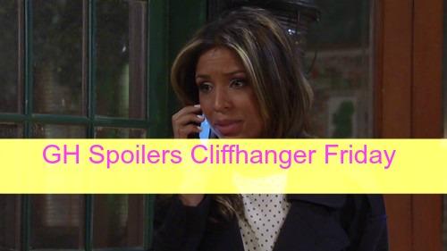 General Hospital (GH) Spoilers: Dante Confronts Valerie About Pregnancy - Hayden Seeks Revenge - Laura Slams Liz