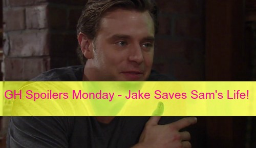 General Hospital (GH) Spoilers: Jake Saves Sam's Life - Nikolas Dirty Deeds Discovered - Kiki Lashes Out at Ava