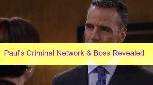 General Hospital (GH) Spoilers: Paul Hornsby's Criminal Network Revealed - Who is The Big Boss, Valentin Cassadine?