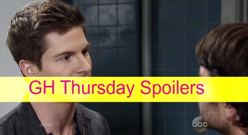 General Hospital (GH) Spoilers: Spinelli Back In Port Charles - Dante Cheating Confrontation - Lulu Baby News