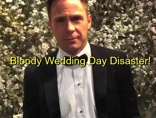 General Hospital (GH) Spoilers: Bloody Wedding Day Disaster in Store for Julian and Alexis - Who Gets Shot?