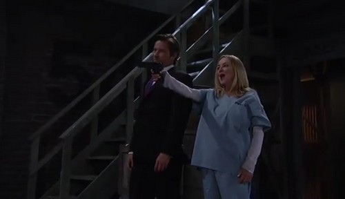 General Hospital Spoilers: Will Sonny Kill Ava Or Will Michael or The Police Get Him First - Is Carly Shot By Heather?