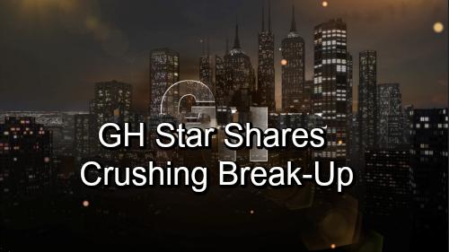 General Hospital Spoilers: Breaking News - GH Star's Heartbreaking Real-Life Breakup