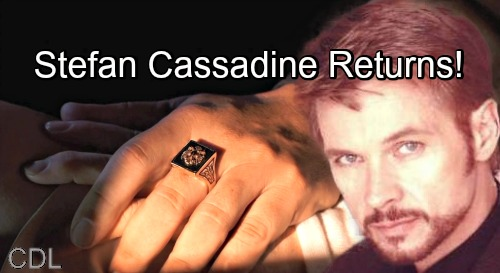 General Hospital Spoilers: DOOL's Stephen Nichols Returns to Port Charles as Stefan Cassadine - The Timing Adds Up