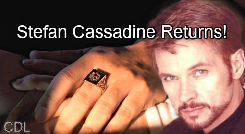 General Hospital Spoilers: Stefan Cassadine Returns - Search For Cassandra Leads To Shocking GH Comebacks