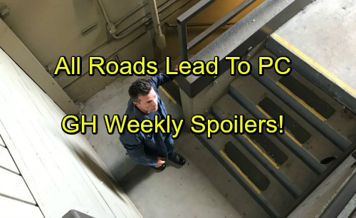 General Hospital Spoilers: Week of October 2 – Risky Favors, Dark Threats and Explosive Conflict