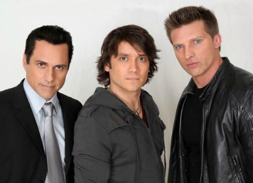 Could Y&R's current Billy, Jason Thompson, be given the boot to make way for Miller's return? If so, that could lead to Thompson back to GH.