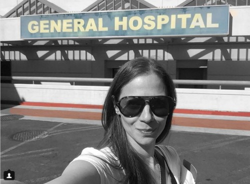 General Hospital Spoilers: Tamara Braun On Set Filming Shocking Scenes - New GH Character Tangled in Patient Six Mystery