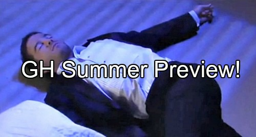 General Hospital (GH) Spoilers: Summer Preview - Hot Plots Revealed – Nik and Serial Killer Mystery - Griffin New Surprise