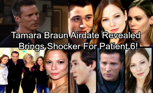 General Hospital Spoilers: Tamara Braun Return Airdate Revealed – Dr. Kim Nero Brings Shockers for Patient Six, Oscar and Nelle