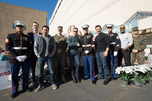 General Hospital Spoilers: GH Stars Stars Step Up For Poor Children - Actors Join Charity Project Toys for Tots