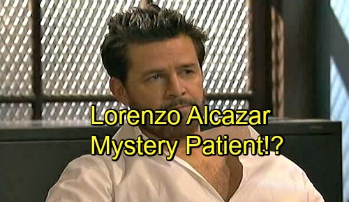 General Hospital Spoilers: Carly Finds Lorenzo Alcazar at Ferncliff – Shocked to Learn Her Ex Is the Mystery Patient?