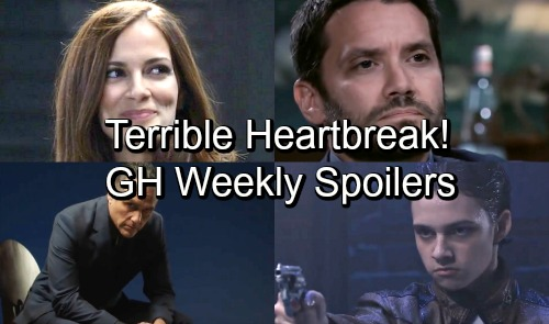 General Hospital Spoilers: Week of November 12-16 – Fierce Wars, Terrible Heartbreak and Huge Surprises