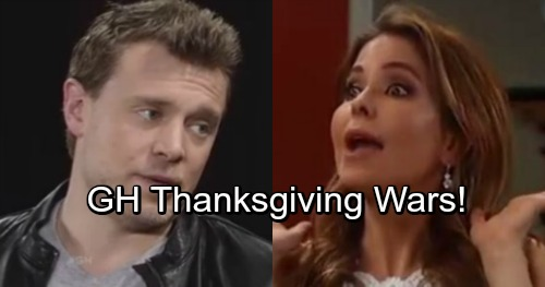 General Hospital Spoilers: Thanksgiving War Heats Up – See Which GH Characters Battle It Out This Holiday Week