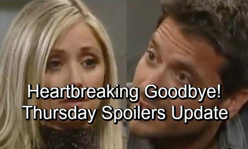 General Hospital Spoilers: Thursday, June 28 Update – Dante's Heartbreaking Farewell to Lulu – Bensch Scrambles – Drew's Surprise