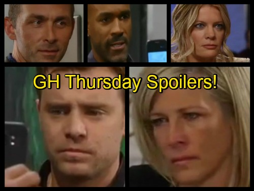 'General Hospital' Spoilers: Curtis Stuns Jason With Sonny Bomb Evidence - Nelle Daddy Clue – Lulu and Dante Shock