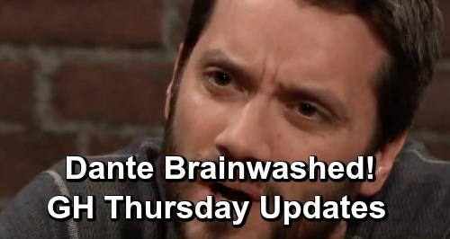 General Hospital Spoilers: Thursday, March 28 Update – Dante Battles Programming – Oscar Prepares for Death – Jason's Advantage