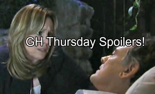'General Hospital' Spoilers: Kevin Slipping – Jason and Sam Find Way Off Island - Claudette or Maxie Gets Fired