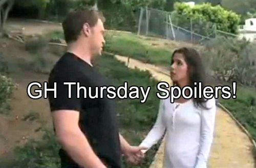 General Hospital Spoilers (GH): Carly Comforts Bobbie in Desperate Grief - JaSam Begin Nik Pursuit Adventure