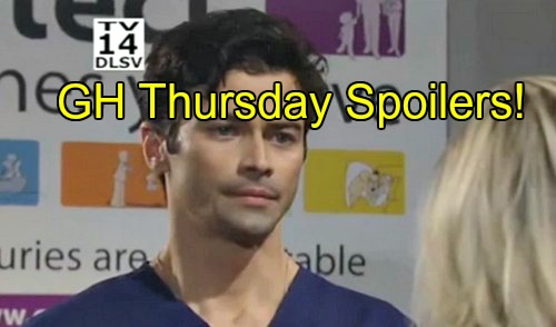 General Hospital (GH) Spoilers: Michael to the Rescue – Anna and Sonny Stunned by Griffin Secret - Julian and Alexis Major Fight