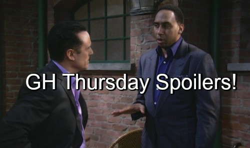 General Hospital (GH) Spoilers: Carlos Sends Julian to Jail – Finn Angers Paul – Ava and Carly Face Off