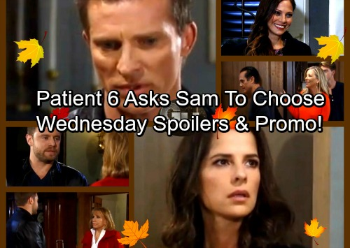 General Hospital Spoilers: Wednesday, November 22 – Kim Gets a Shock – Patient Six Needs Sam's Guidance – Maxie Draws Suspicion
