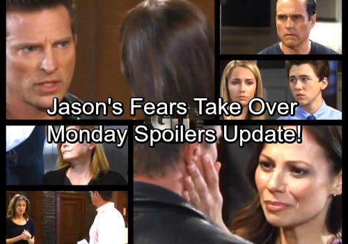 General Hospital Spoilers: Monday, November 27 Update – Jason's Fears Take Control – Kim Gets Twin News – Ava Ready for a Risk