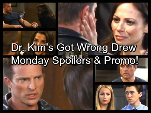 General Hospital Spoilers: Monday, November 27 – Patient 6 Sets Kim Straight – Sam Won't Tell BM Jason He's Real Jason Morgan