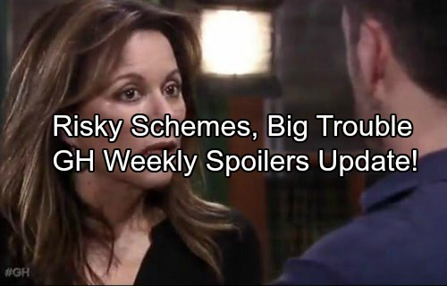 General Hospital Spoilers: Updates Week of June 26 – Risky Schemes, New Paths and Big Trouble