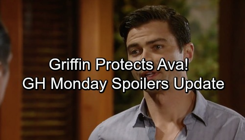 General Hospital Spoilers: Monday, June 19 Updates – Griffin Protects Ava from Sonny's Murderous Rage – Olivia Falls Apart