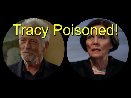 General Hospital (GH) Spoilers: Tracy Poisoned By Larry Ashton - Tied to Hayden's Secret Past as Rachel?