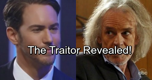 General Hospital Spoilers: Peter August Exposed as Faison's Traitor – Jason and Drew Uncover the Shocking Truth