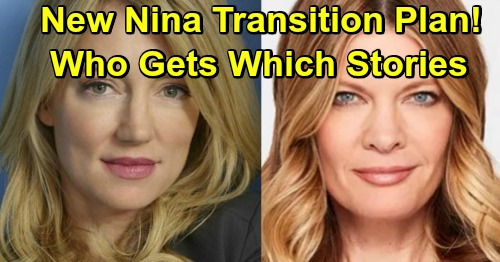 General Hospital Spoilers: New Nina Transition Plan Revealed – How GH Will Handle Recast Debut, Sasha Shocker & Daughter Willow Drama