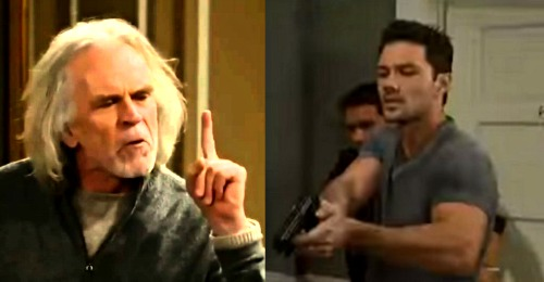 General Hospital Spoilers: Nathan and Dante Caught in Faison's Deadly Trap – Desperate Detectives Fight for Their Lives