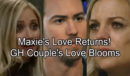 General Hospital Spoilers: Maxie's Feelings Come Rushing Back, Still Cares for Peter – Love Blooms for Hot GH Couple?
