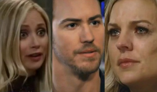 General Hospital Spoilers: Maxie Tricks Peter, Fakes Forgiveness to Set Up Revenge Plot With Lulu